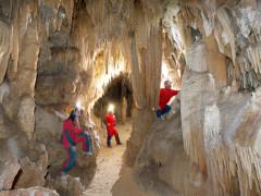 Al via il IV corso per guide grotte turistiche
