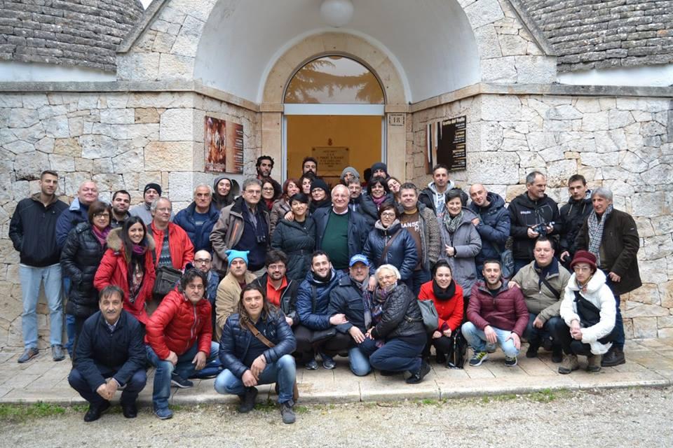 Corso di formazione per accompagnatore in grotta turistica