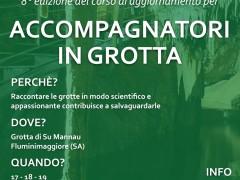 L'8° corso di formazione AGTI/SSI ritorna in Sardegna